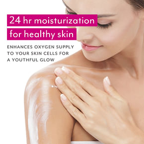 24 Hour Non-Stop Moisturizing Body Lotion - 250 ml x Pack of 2 @ 50%