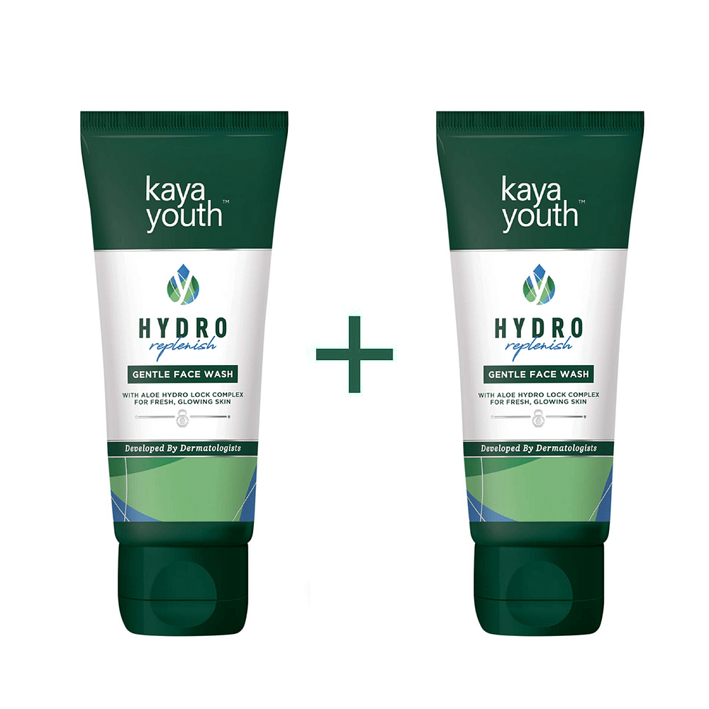 Hydrating Gentle Face Wash - 100 gms x Pack of 2